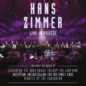 Hans Zimmer - Live In Prague (Limited Edition 2020) - Vinyl