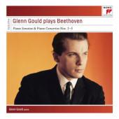 Ludwig Van Beethoven - Glenn Gould Plays Beethoven (Piano Sonatas & Piano Concertos Nos. 1-5) /6CD, 2010