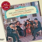 Beethoven, Ludwig van - Beethoven The Late Quartets Quartetto Italiano
