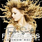 Taylor Swift - Fearless: Platinum Edition /CD+DVD