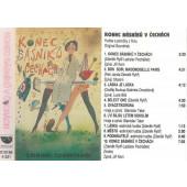 Soundtrack - Konec básníků v Čechách (Kazeta, 1993)
