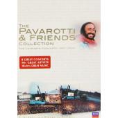 Luciano Pavarotti & Friends - Pavarotti & Friends Collection (4DVD, 2002)