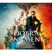 Terry Pratchett & Neil Gaiman - Dobrá znamení (MP3, 2020)
