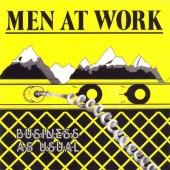 Men At Work - Business As Usual (Edice 2003)