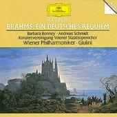 Brahms, Johannes - BRAHMS Ein deutsches Requiem Giulini