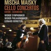 Bernstein, Leonard - MISCHA MAISKY / SCHUMANN, HAYDN Cello Concertos