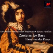 Harry Van Der Kamp - Cantatas For Bass (1996)