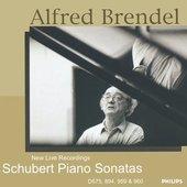 Schubert, Franz - Schubert Piano Sonatas Alfred Brendel