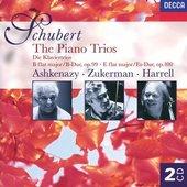 Schubert, Franz - Schubert Piano Trios 1 and 2 Vladimir Ashkenazy