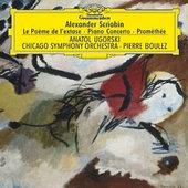 Alexander Scriabin - Le Poème De L'Extase / Piano Concerto / Prométhée