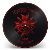 Motörhead - Bad Magic (Limited Red Edition 2016) - Vinyl /RED VINYL PICTURE