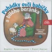 Jiřina Bohdálová - Pohádky ovčí babičky a bílého beránka