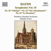 Joseph Haydn - Symphonies Vol. 10