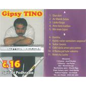 Gipsy Tino č. 16 - Spišské Podhradie (Kazeta, 2000)