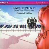 Ravel, Maurice - Ravel: Piano Trio in A minor/Chausson: Piano Trio