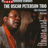 Oscar Peterson - Like Someone in Love