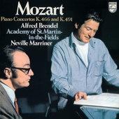 Mozart, Wolfgang Amadeus - Piano Concertos Nos. 20 & 24/Koncerty Pro Klavír 20, 24 - Vinyl