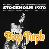 Deep Purple - Live In Stockholm 1970 (2CD + Bonus DVD) CD OBAL