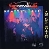Greenslade - Live - 2001 The Full Edition