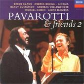 Luciano Pavarotti & Friends - Pavarotti & Friends 2 (1995)