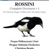G. Rossini/Benda/Pražs.Filh.Sbor - Complete Overtures/Blu-Ray Audio
