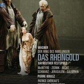 Boulez, Pierre - WAGNER Das Rheingold Boulez DVD-VIDEO