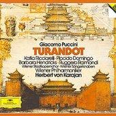 Puccini, Giacomo - PUCCINI Turandot Karajan