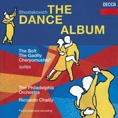 Shostakovich, Dmitri - Shostakovich The Dance Album Chailly