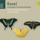 Ravel, Maurice - RAVEL Complete Orchestral Works Abbado