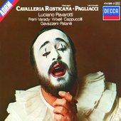 Mirella Freni - Pagliacci, Cavalleria Rusticana / Freni, Pavarotti