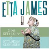 Etta James - Miss Etta James / Etta Sings Standards (Edice 2019) – Vinyl