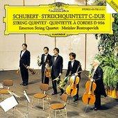 Schubert, Franz - SCHUBERT String Quintet / Emerson String Quartet