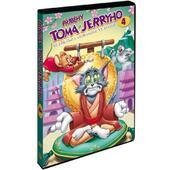 Film / Animovaný - Příběhy Toma a Jerryho 4