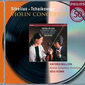 Viktoria Mullova - MULLOVA Sibelius, Tchaikovsky / Violin Concerto