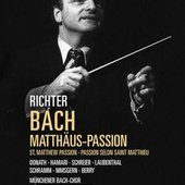 Berry, Walter - BACH St. Matthew Passion Richter DVD-VID