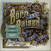 John Mayer - Born And Raised (2LP + CD)