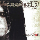 Wednesday 13 - Bloodwork (EP, Reedice 2019)