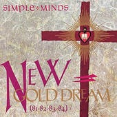 Simple Minds - New Gold Dream (81-82-83-84)/Remastered 2003