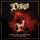 Dio - Finding The Sacred Heart - Live In Philly 1986 (Edice 2020) - Vinyl
