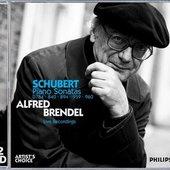 Schubert, Franz - FRANZ SCHUBERT Piano Sonatas / Alfred Brendel