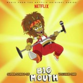 Soundtrack - Super Songs Of Big Mouth Vol. 1 (Music From The Netflix Original Series) /2019 - Vinyl