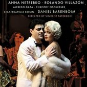 Massenet, Jules - MASSENET Manon Netrebko Villazón DVD-VID