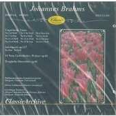 Johanes Brahms - Classic Archive