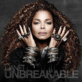 Janet Jackson - Unbreakable (2015)/Eyes Open Cover