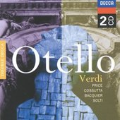 Verdi, Giuseppe - Verdi Otello Margaret Price