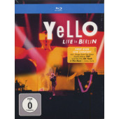 Yello - Live In Berlin (Blu-ray, 2017)