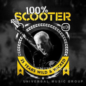 Scooter - Scooter: 25 Years Wild & Wicked /3CD (2018)