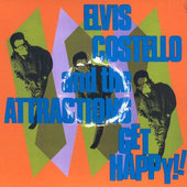 Elvis Costello - Get Happy!! (Edice 2007)