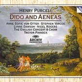 Purcell, Henry - PURCELL Dido and Aeneas / Pinnock