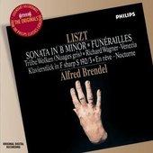 Liszt, Franz - Liszt Piano Sonata in b minor; Alfred Brendel